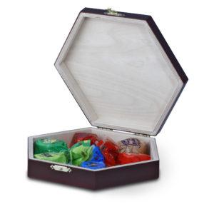 desszertes doboz